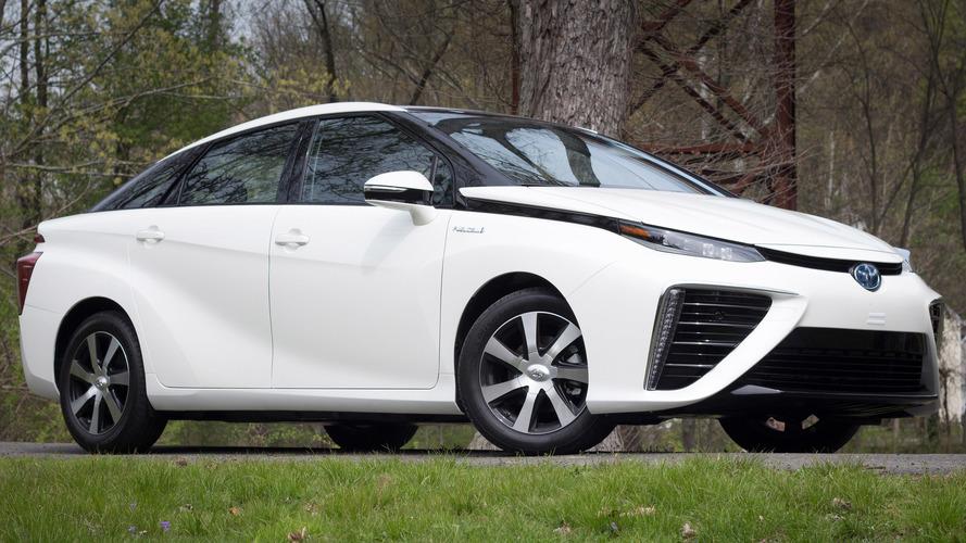 Toyota veut accélérer les ventes de voitures à hydrogène