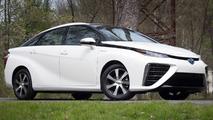 2016 Toyota Mirai: İnceleme