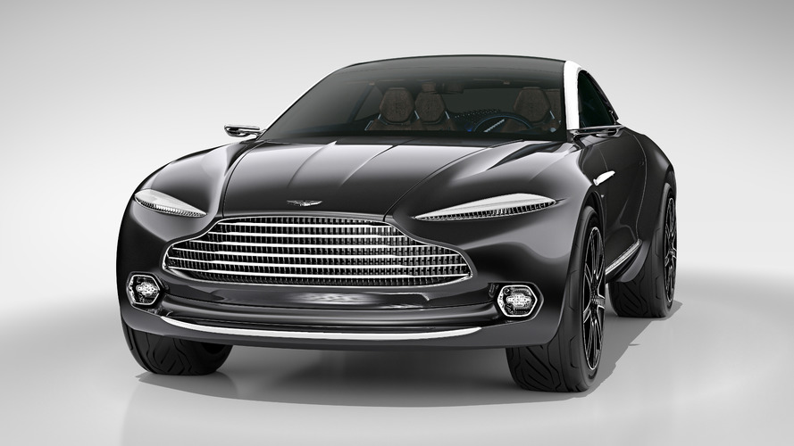 Aston to add Lagonda, DBX crossover by 2019