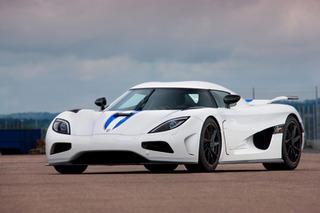 Hooray! Koenigsegg Bringing Two Models to US in 2015