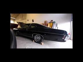 1968 Chevy Impala SS 327 - What a Bitch!