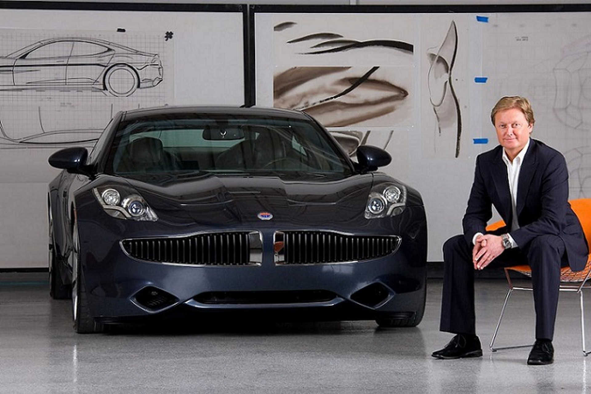 """Henrik Fisker To Debut New Supercar With One of the """"Highest Output Engines"""""""