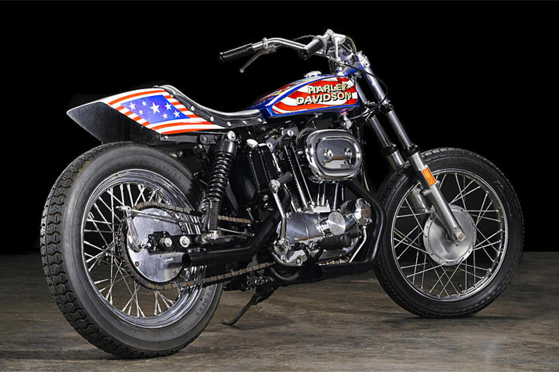 Famous Evel Knievel Bike At Auction: Evel Knievel Motorcycle Heading To Auction—Just Don't Jump It