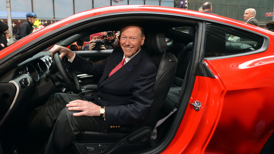 Ex-Ford boss Alan Mulally could be U.S. Secretary of State