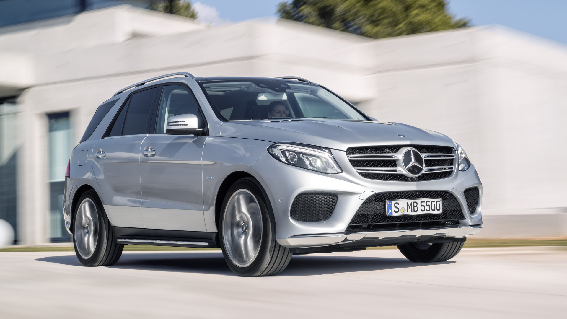 2016 Mercedes Benz Gle Class Gets Iihs Tsp Rating