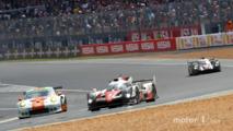 #5 Toyota Racing Toyota TS050 Hybrid-Davidson, Buemi, Nakajima
