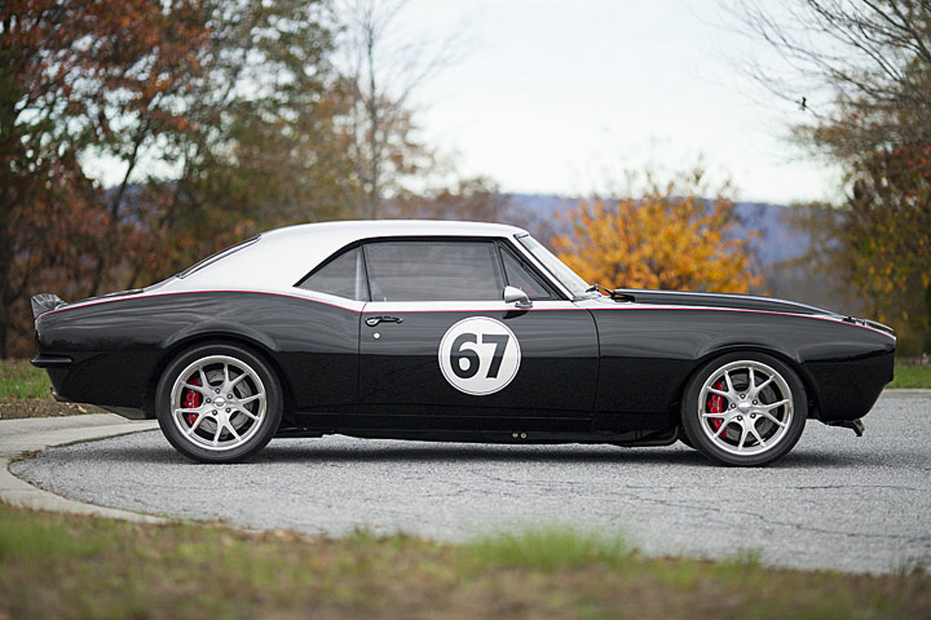This 67 Camaro Is 7 Liters Of Pro Touring Perfection