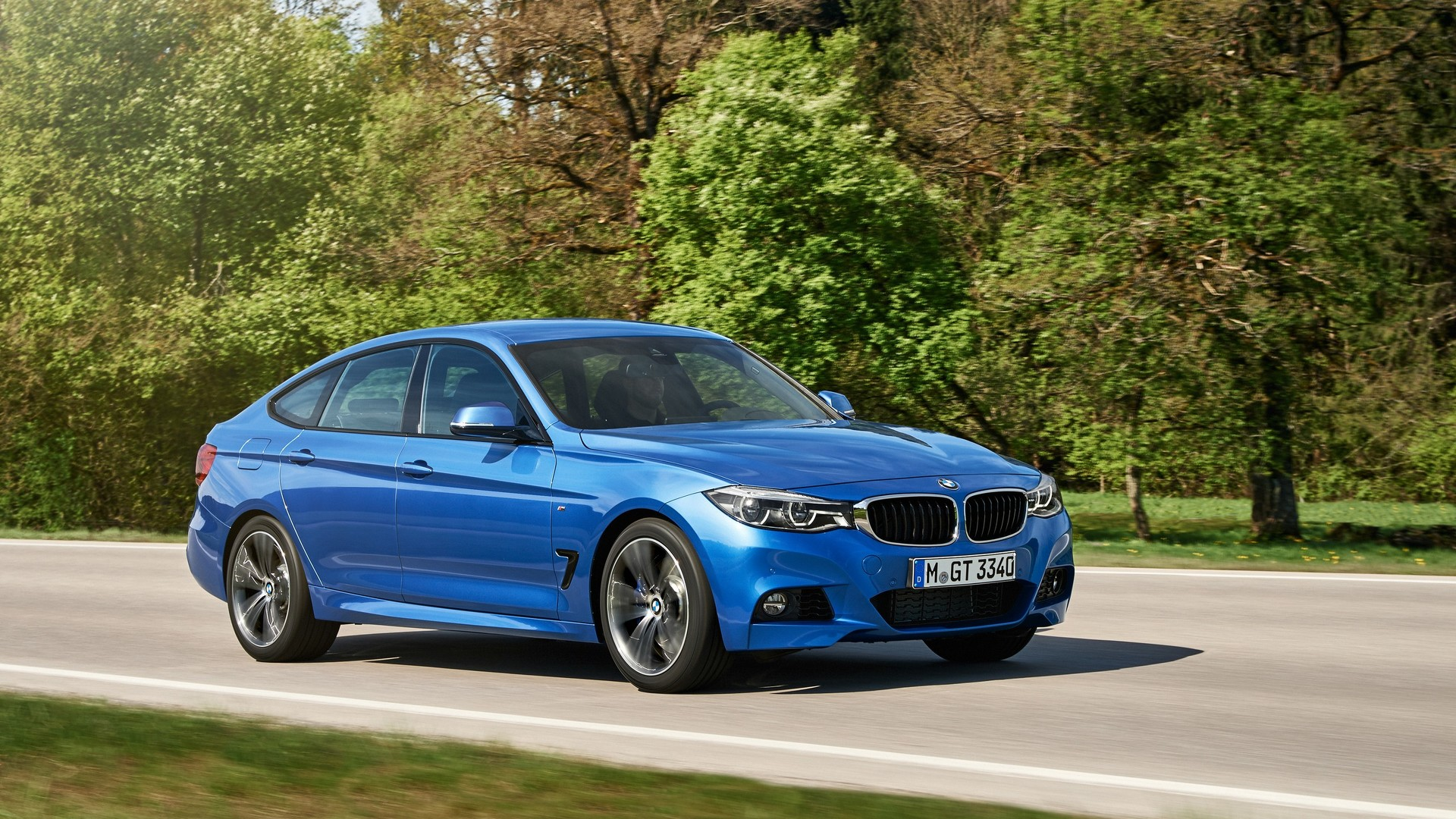 Bmw 3 Series Gt To Become 4 And Go Electric