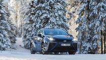 Toyota Mirai in Scandinavia
