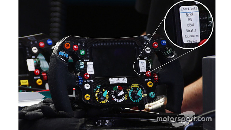 Revealed: The switch error that triggered the Rosberg/Hamilton crash