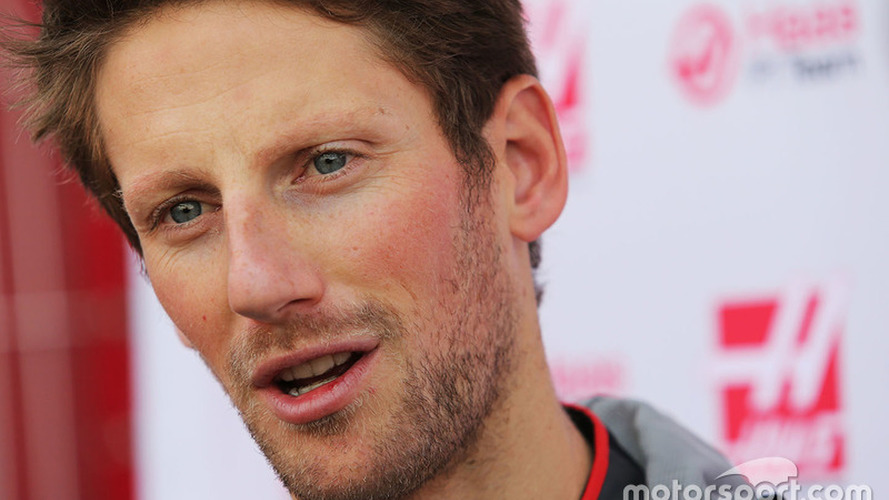Stewart-Haas working to make Grosjean's NASCAR debut happen