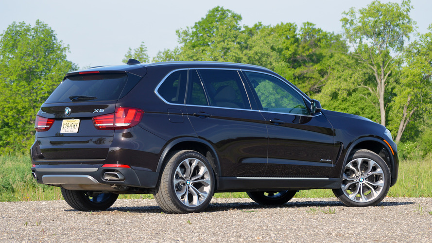 2016 BMW X5 xDrive40e: Review