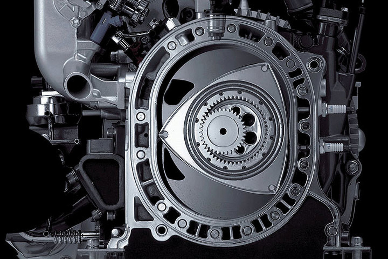 Mazda Rotary Engine Is Indeed Returning... As A Range Extender