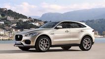 Render du Jaguar E-Pace