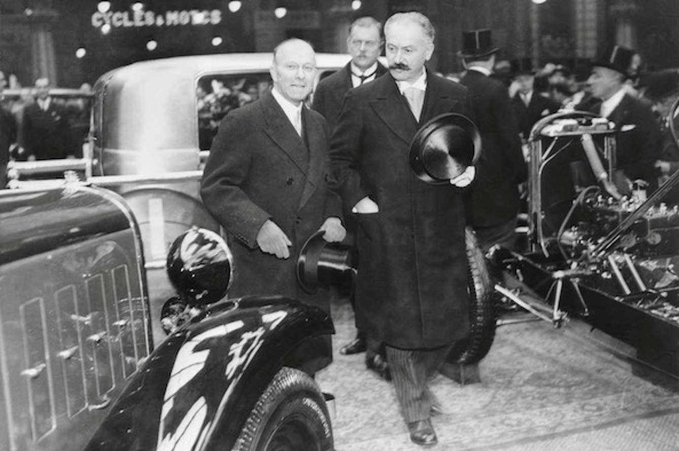 Andre Citroen: Europe's Henry Ford