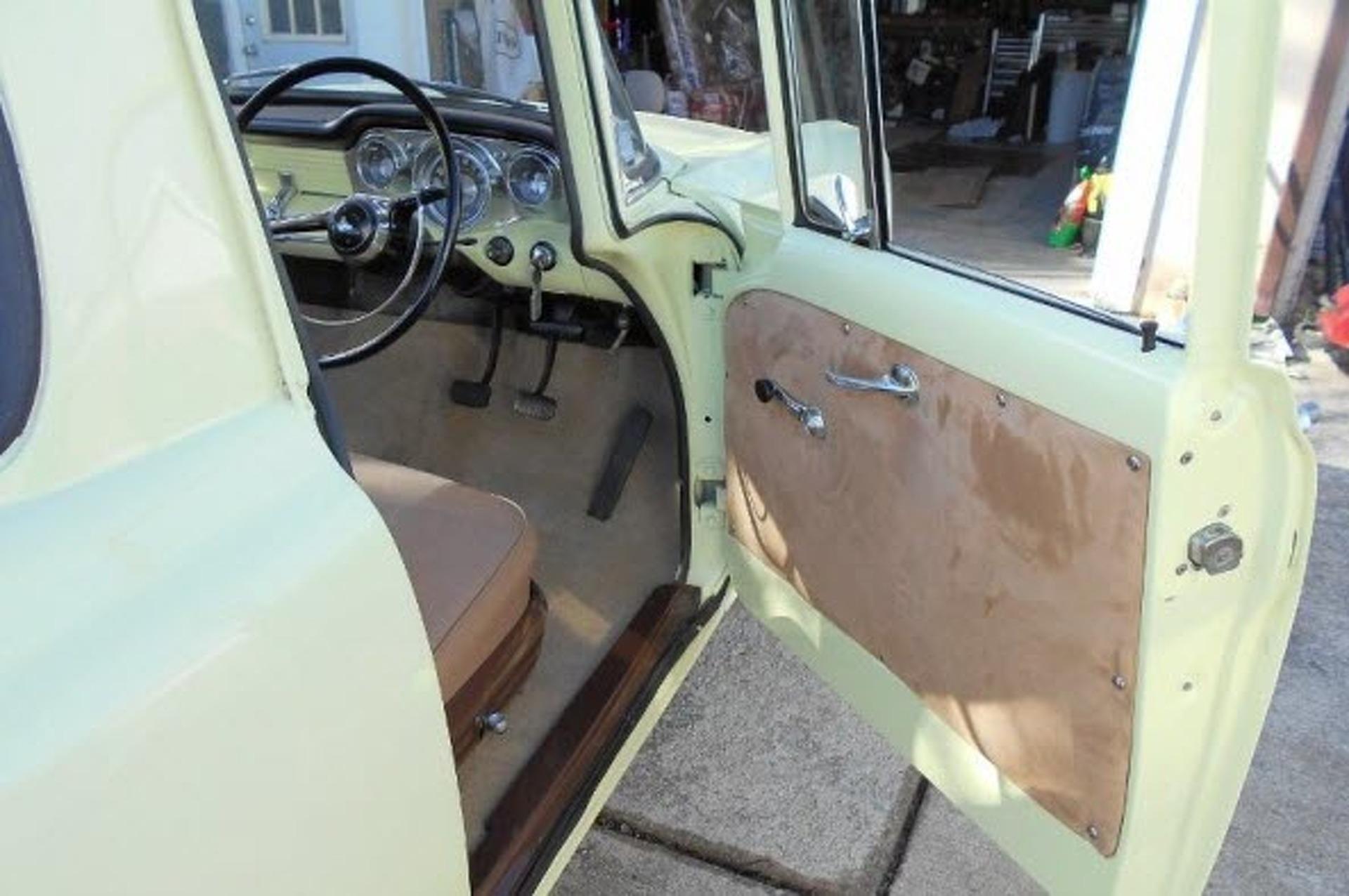 Auction Car Of The Week 1961 Holden Ek Ute Chevy Panel Van