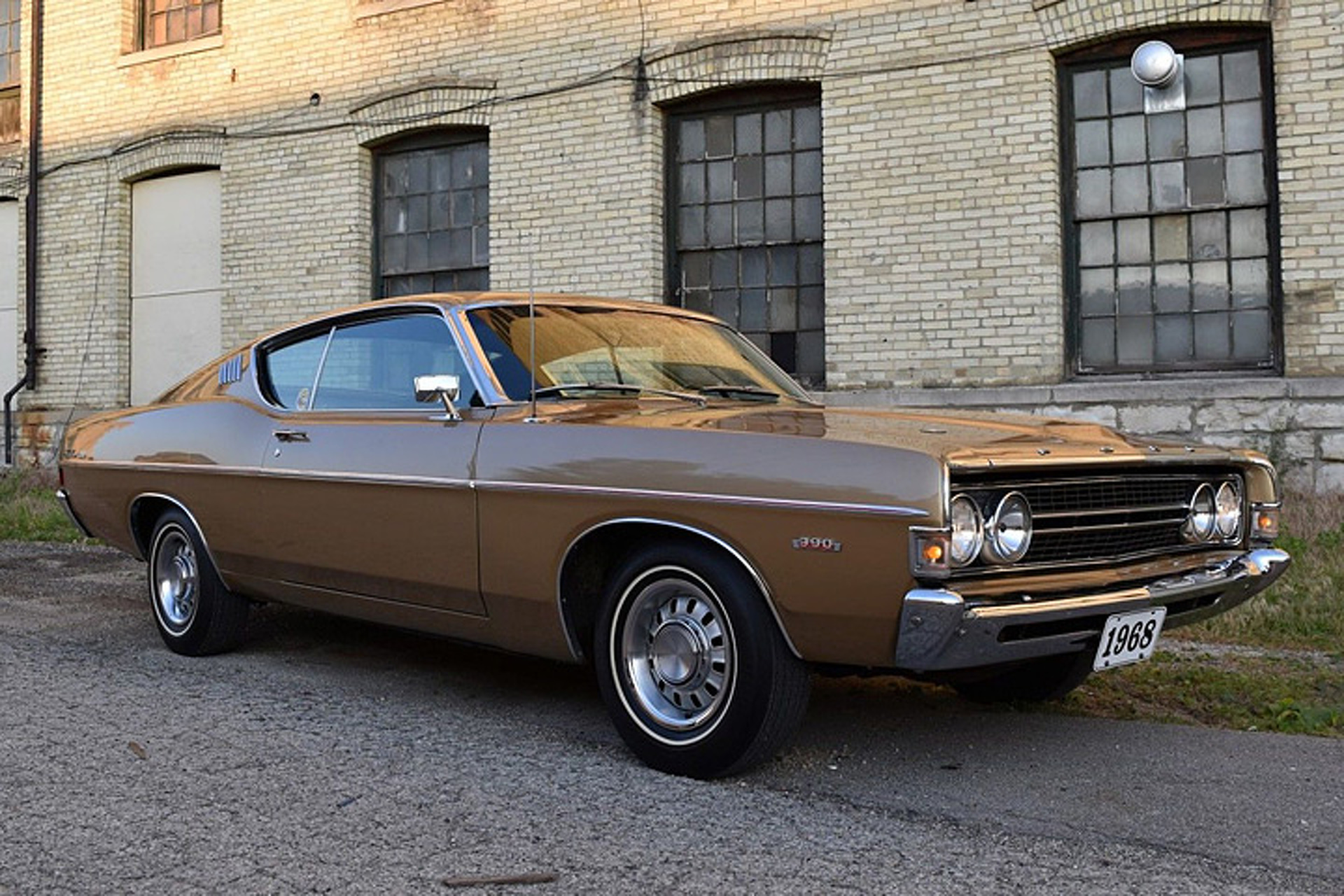 Not-a-Mustang: This Ford Fairlane Fastback is a Wonderful