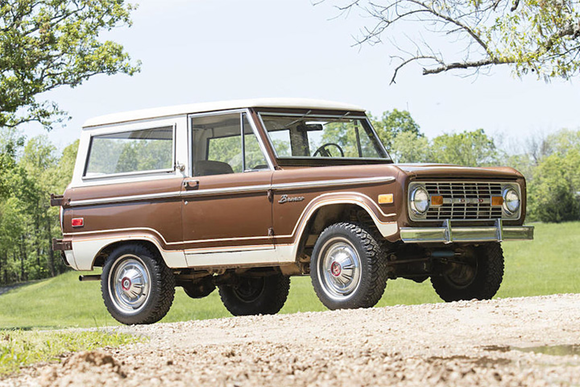 This All-Original Ford Bronco is a Cheap, Blue Chip ...
