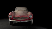 1957 BMW 507 Roadster formerly owned by Elvis Presley