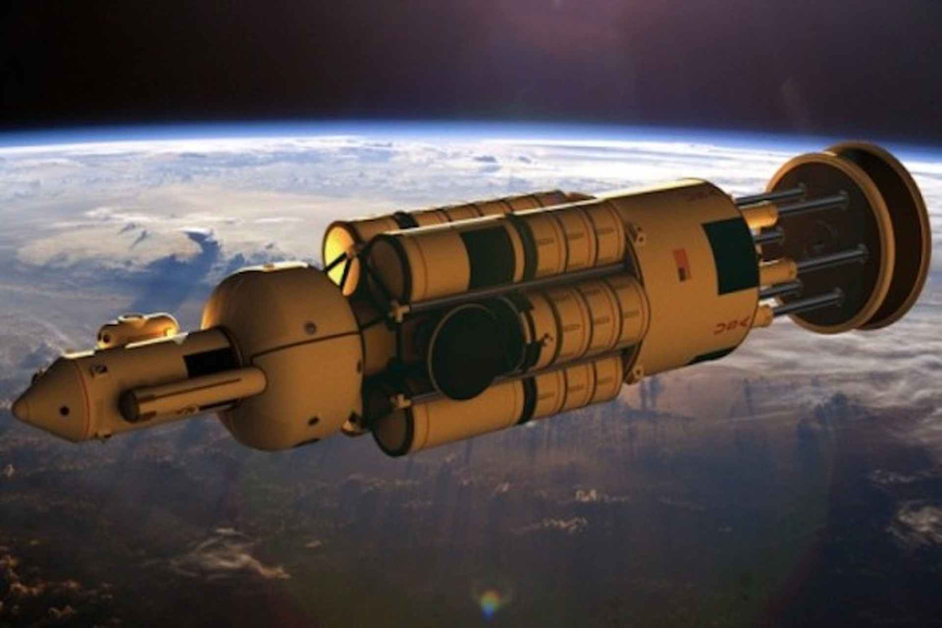 Orion is NASAs new exploration spacecraft designed to carry astronauts to destinations in deep space including an asteroid and Mars Orions first flight test
