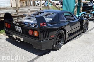 Gas Monkey Garage Restores Ferrari F40 to Perfection