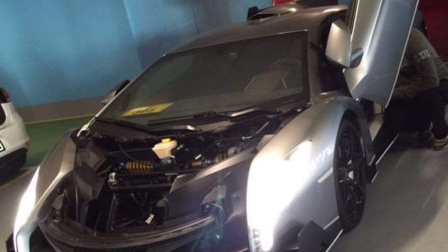 Barely used Lamborghini Veneno listed for an outrageous $11.1M