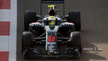 Jenson Button, McLaren F1