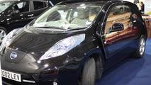 Nissan Leaf Cenaze Aracı