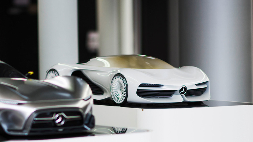 Mercedes-Benz design study