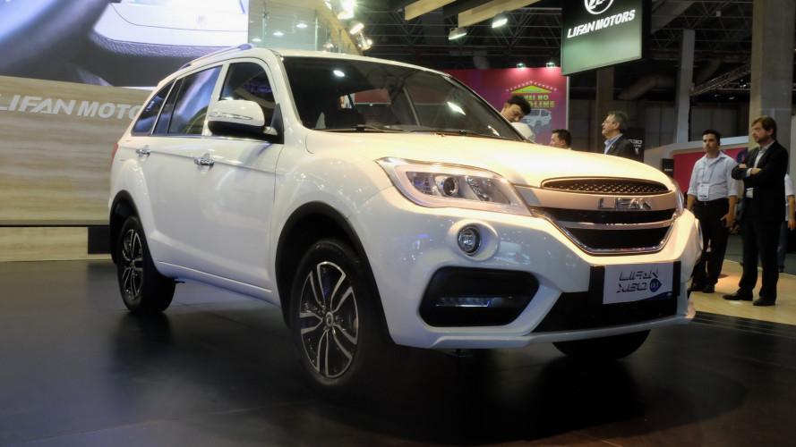 Lifan lança SUV X60 reestilizado na Argentina
