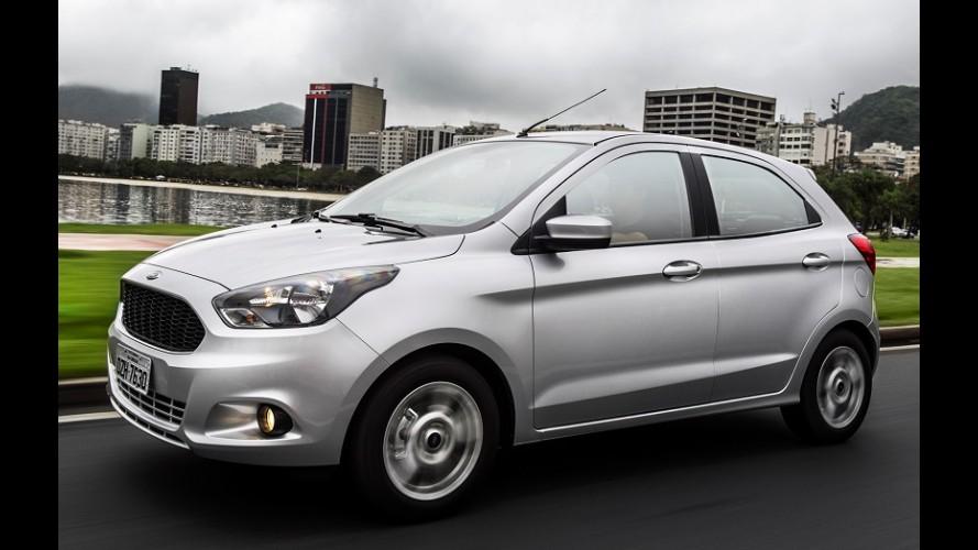 Ford anuncia férias coletivas para 6.800 funcionários em Camaçari
