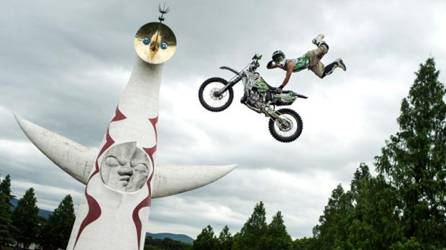 Red Bull X-Fighters 2013: alla conquista del Giappone!