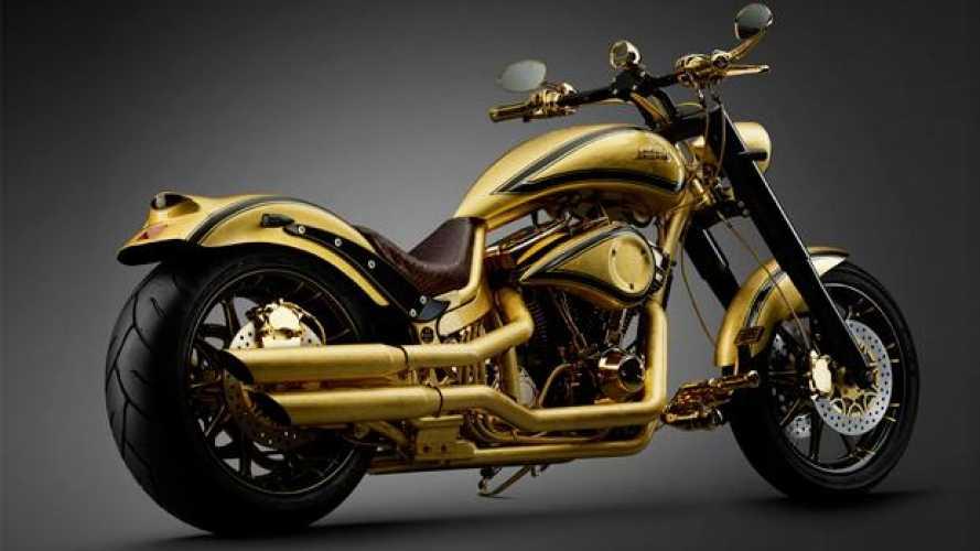 Uffe Lauge Jensen: una moto da 550.000 dollari!