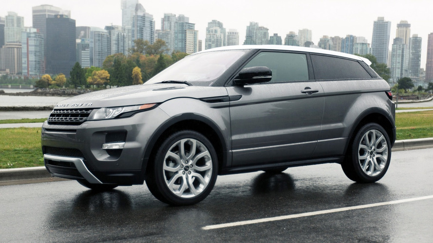 Range Rover Evoque é investigado por problema no câmbio