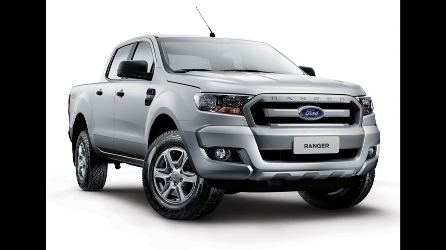Ford Ranger 2018 ganha nova versão diesel mais barata, de R$ 136.850