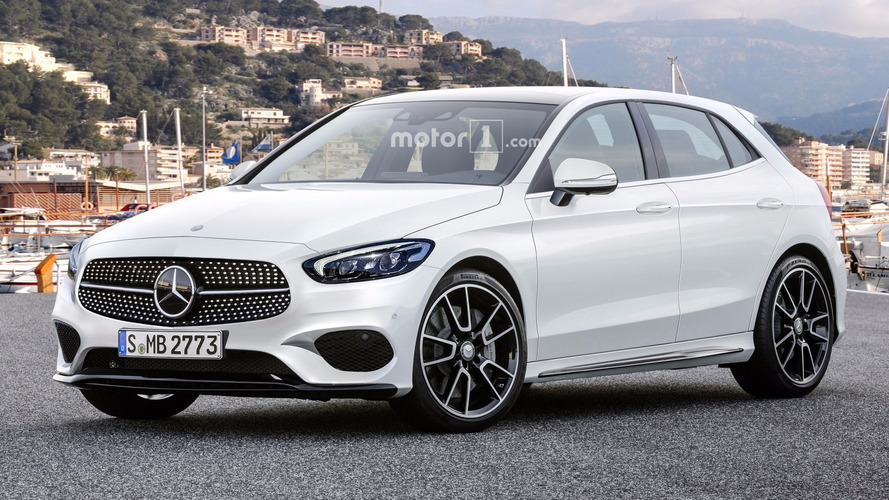 New Mercedes-AMG A45 Aka 'The Predator' Going Hybrid With 400+ HP