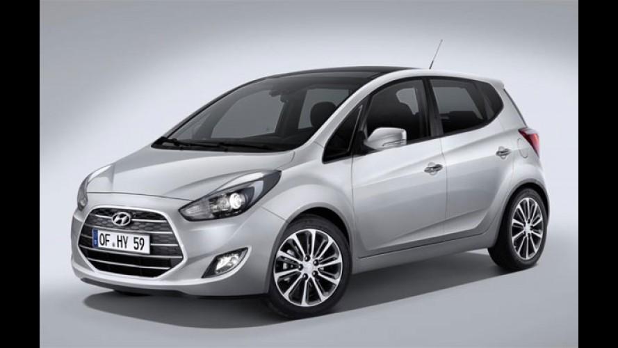 Genebra: Hyundai ix20 reestilizado ganha câmbio automático de seis marchas