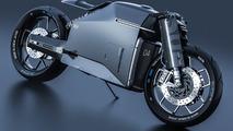 Samurai motorcycle concept