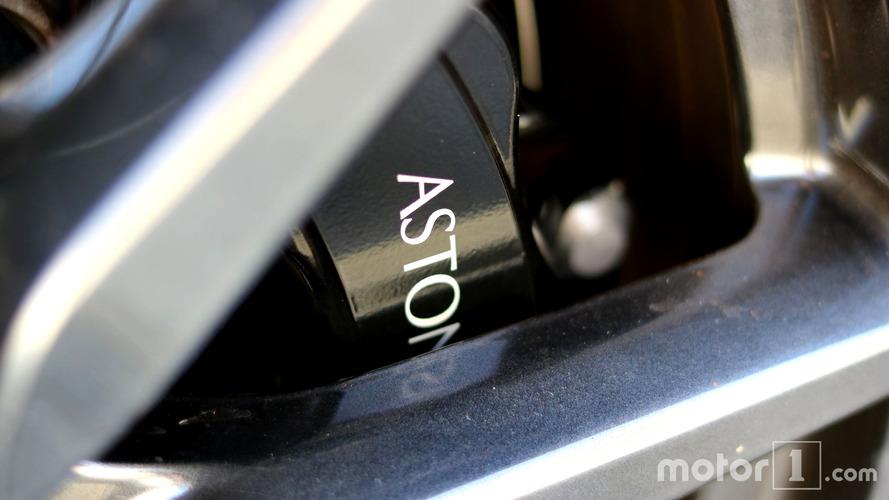Essai Aston Martin DB11 2017