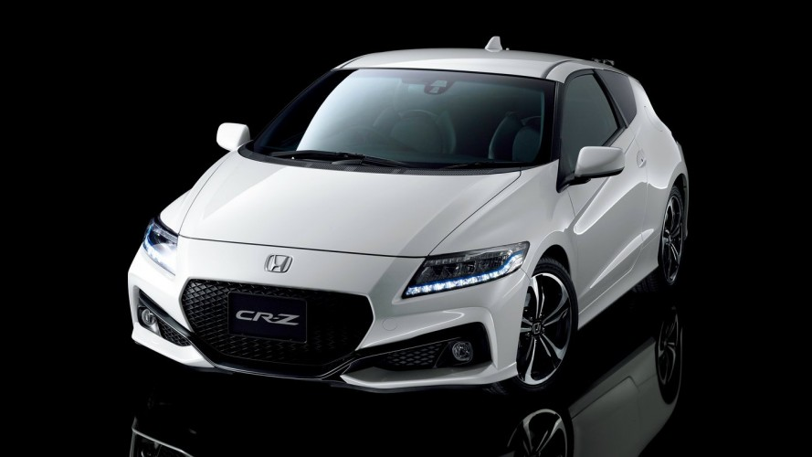 Longe do Brasil, Honda CR-Z ganha retoque visual e novos itens