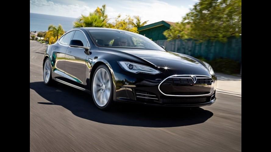 Tesla Model S supera pontuação máxima e define novo padrão na Consume Reports