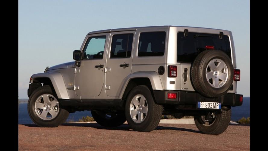 Inédito motor 2.0 turbo da FCA vai estrear no próximo Jeep Wrangler