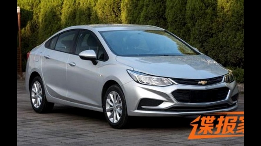 Com o lançamento do Cruze XL, China terá três modelos de Cruze à venda