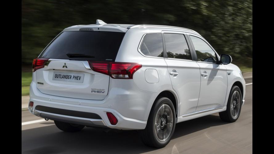 Nissan já planeja acesso à tecnologia Plug-in Hybrid da Mitsubishi