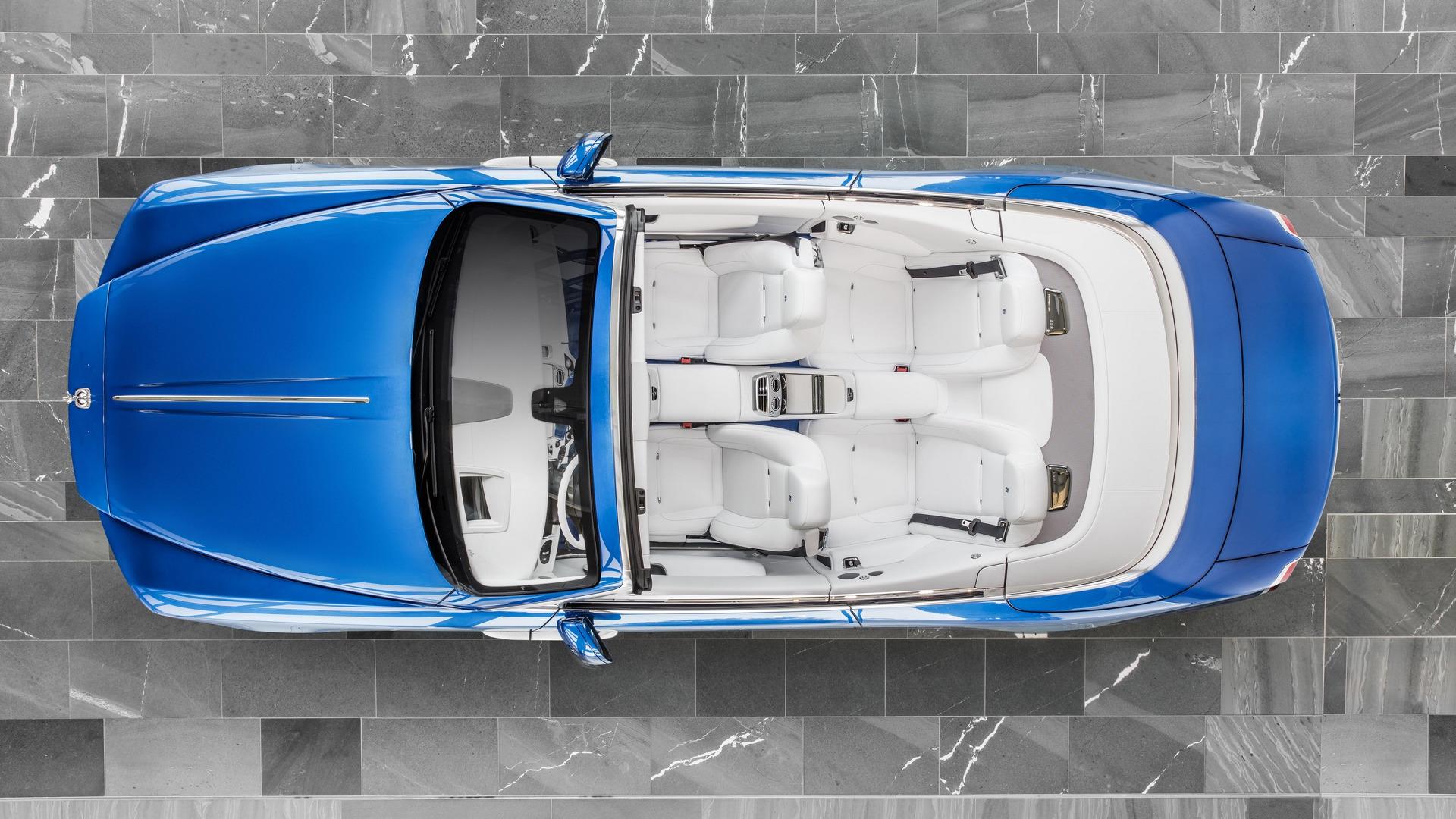 Rolls Royce Reminisces Top 2016 Bespoke Creations