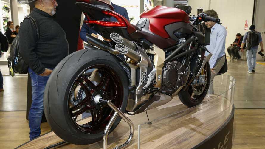 MV Agusta Brutale 1000 Serie Oro eicma 2018