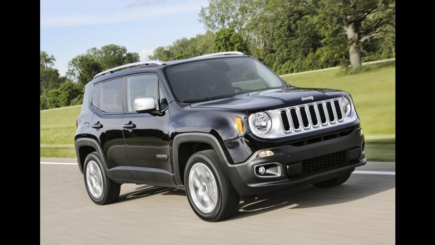 """Jeep Renegade é um dos carros """"Mais Amados da América"""", afirma pesquisa"""