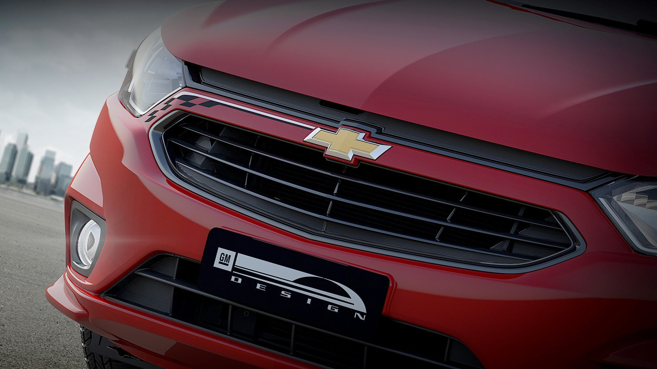 Chevrolet Onix - teaser
