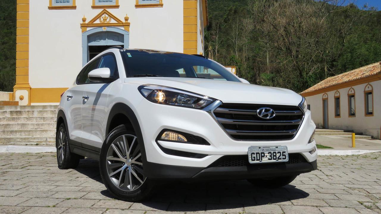 Hyundai Reduz Preco Do New Tucson Para R 129 900