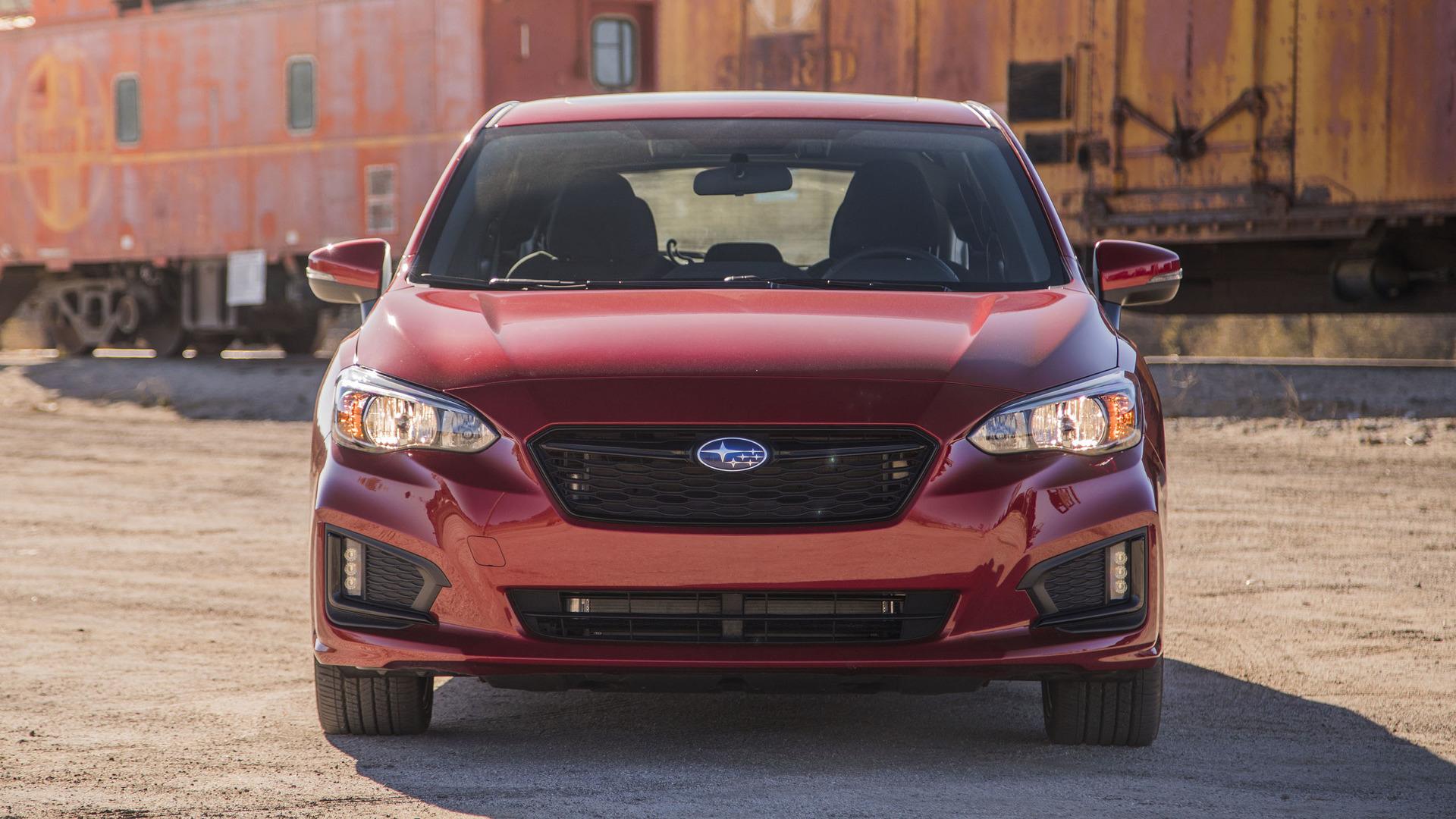 Subaru Recalls 33k Imprezas For Stalling